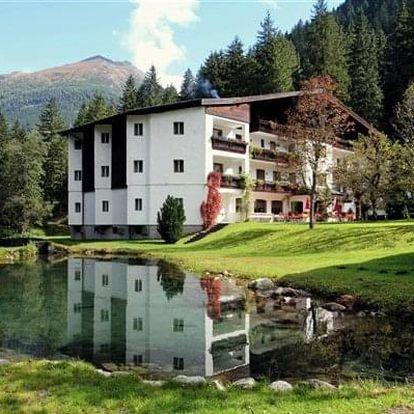 Rakousko - Bad Gastein na 4-31 dnů, polopenze