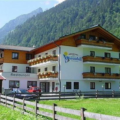 Rakousko - Kaprun - Zell am See na 3-17 dnů, polopenze