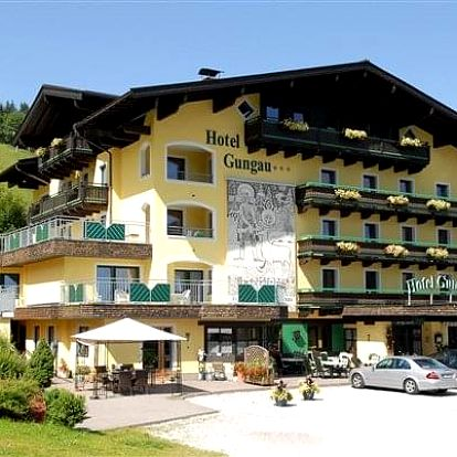 Rakousko - Saalbach - Hinterglemm na 4-31 dnů, polopenze