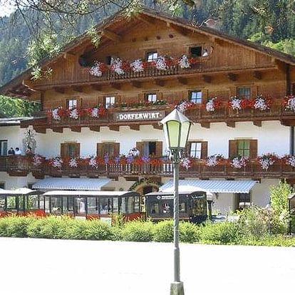 Rakousko - Tyrolsko na 3-31 dnů