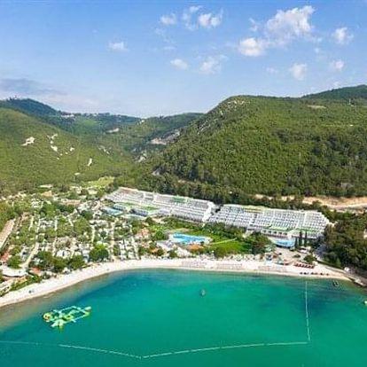 Chorvatsko - Rabac na 4-5 dnů