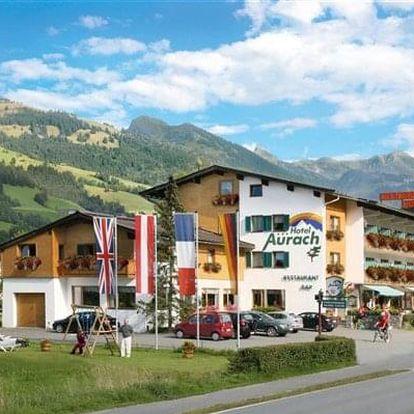 Rakousko - Kitzbühel - Kirchberg na 3-15 dnů, polopenze