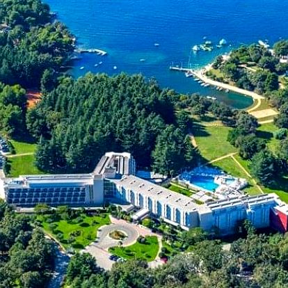 Chorvatsko - Poreč na 6-8 dnů