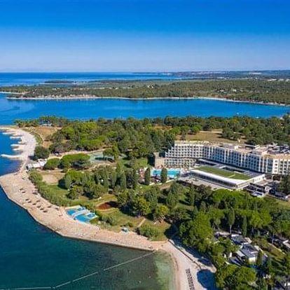 Chorvatsko - Poreč na 6-15 dnů