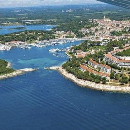 Chorvatsko - Istria na 4-20 dnů