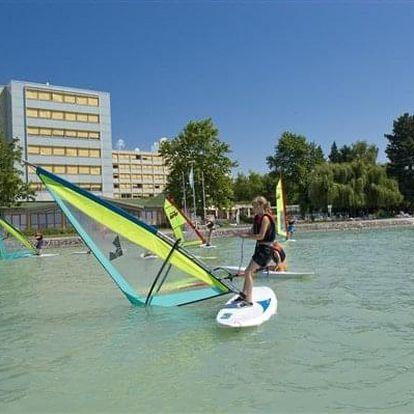 Maďarsko - Balaton na 3-19 dnů