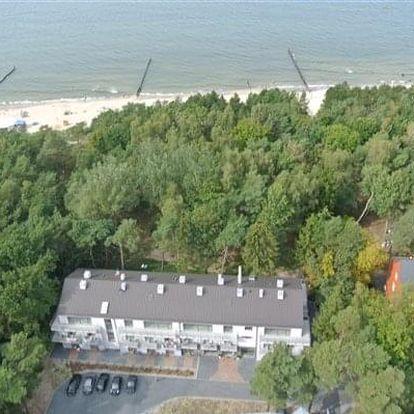Polsko - Ustronie Morskie na 6-31 dnů, polopenze