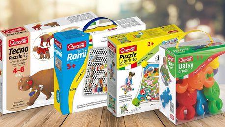 Stavebnice pro děti od 1 roku: kuličky i zvířátka