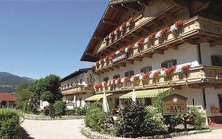 Rakousko - Tyrolsko na 3-10 dnů