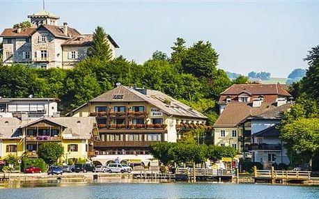 Rakousko - Horní Rakousko na 3-31 dnů, snídaně v ceně