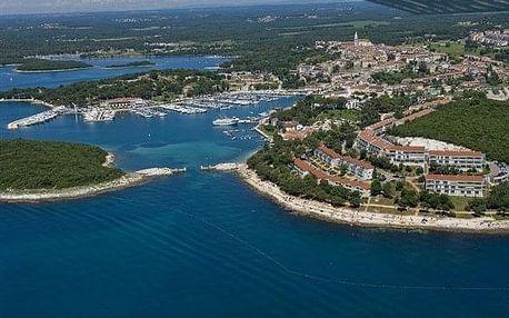 Chorvatsko - Istria na 4-31 dnů