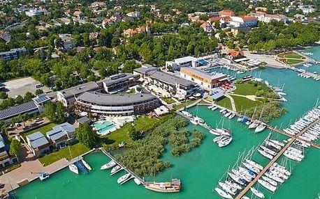 Maďarsko - Balaton na 3-31 dnů, snídaně v ceně