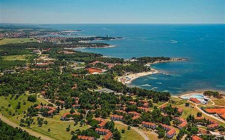 Chorvatsko - Umag na 6-31 dnů