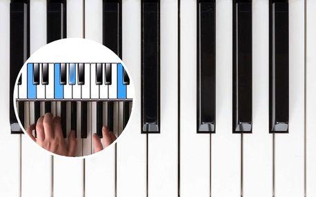 SMART PIANO - online kurz hry na klavír pro začátečníky