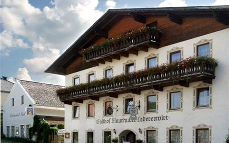 Rakousko - Horní Rakousko na 4-8 dnů, all inclusive