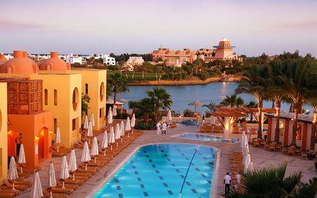 Egypt - El Gouna letecky na 8-15 dnů, all inclusive