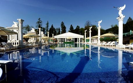 Rajecké Teplice, Slovensko: Aphrodite Palace