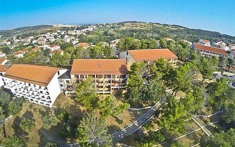 Chorvatsko - Rab na 2-15 dnů, polopenze