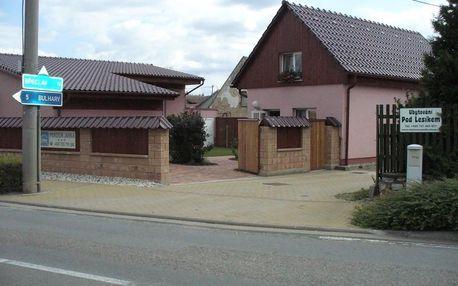 Jižní Morava: Penzion Jarka