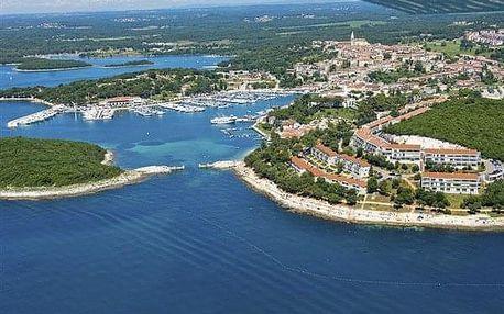 Chorvatsko - Istria na 4-30 dnů