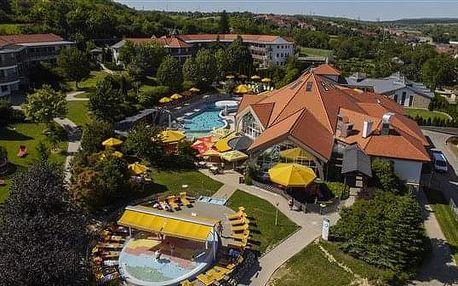 Maďarsko - Balaton na 3-31 dnů, polopenze