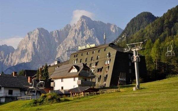 Slovinsko - Julské Alpy na 3-31 dnů, snídaně v ceně