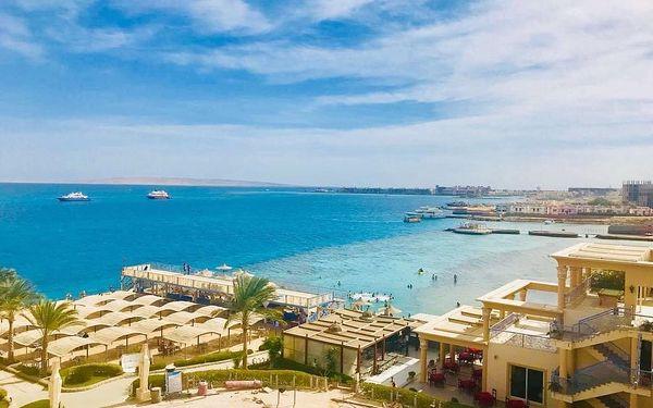 Hotel Sphinx Aqua Park Beach Resort, Hurghada, letecky, all inclusive2