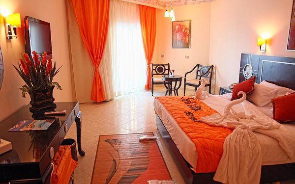 Hotel Sphinx Aqua Park Beach Resort, Hurghada, letecky, all inclusive3