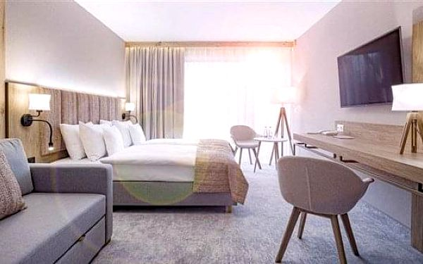 PLATINUM MOUNTAIN HOTEL & SPA***** - Szklarska Poręba, Polsko, vlastní doprava, polopenze4