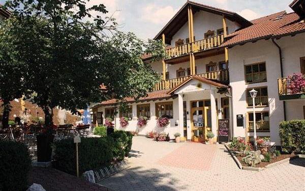 ROTHBACHER HOF - Bodenmais, Bavorsko, vlastní doprava, snídaně v ceně4
