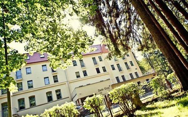 Polsko - Długopole-Zdrój na 4-6 dnů, polopenze
