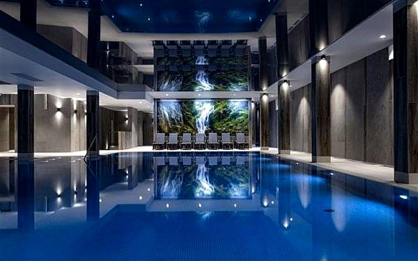 PLATINUM MOUNTAIN HOTEL & SPA***** - Szklarska Poręba, Polsko, vlastní doprava, polopenze5