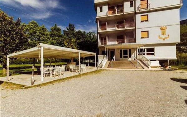 AKTIV HOTEL EDEN - Dro, Lago di Garda, vlastní doprava, snídaně v ceně3