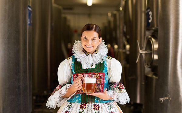 Exkurze s tričkem Jarošovského pivovaru3