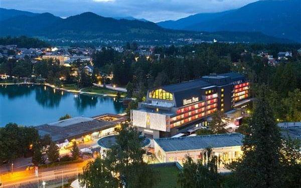 PARK**** - Bled, Julské Alpy, vlastní doprava, snídaně v ceně3