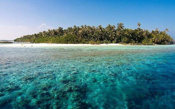 Hotel Embudu Village, Maledivy, letecky, plná penze5