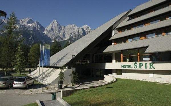 Slovinsko - Julské Alpy na 3-31 dnů, polopenze