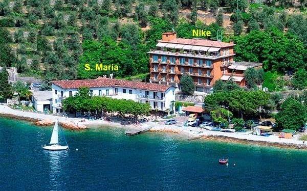 Itálie - Lago di Garda na 4-31 dnů, polopenze