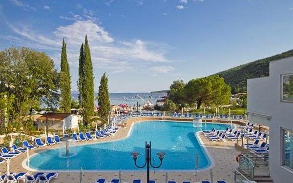 MIMOSA / LIDO PALACE - Rabac, Istrie, vlastní doprava, bez stravy4
