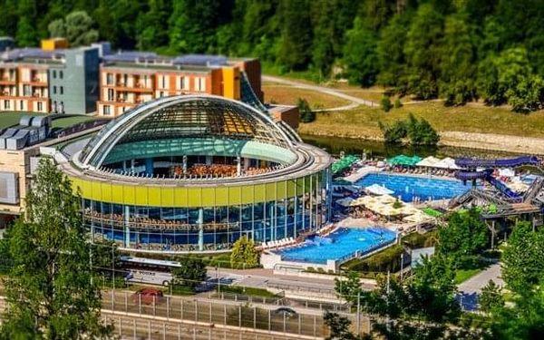 Slovinsko - Termální lázně na 3-31 dnů, polopenze