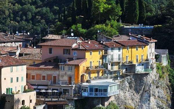 MIRALAGO - Tremosine, Lago di Garda, vlastní doprava, snídaně v ceně5