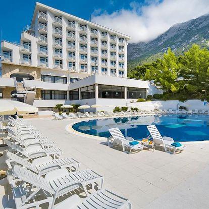 Chorvatsko, Gradac | Hotel Labineca*** | Dvě děti zdarma | All inclusive