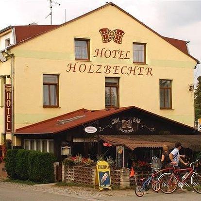 Česká Skalice - Hotel HOLZBECHER, Česko