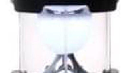 Kempingová lucerna GL-9566 černá