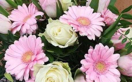 Darujte kytici dle výběru - 5 nebo 9 květů