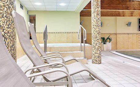 Kolobrzeg, Jantar Hotel & Spa*** blízko Baltského moře
