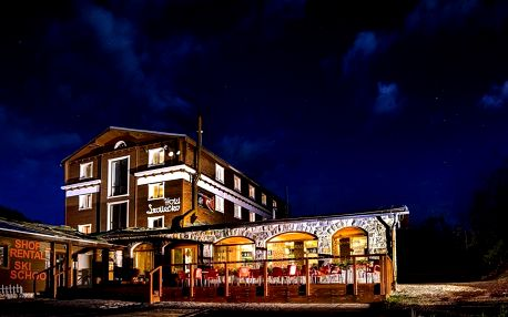 Dovolená v hotelu s otevřeným srdcem, Nízke Tatry - Jasná