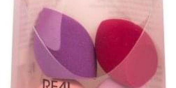 Real Techniques Sponges Miracle Complexion Mini 4 ks set mini houbiček na make-up pro ženy