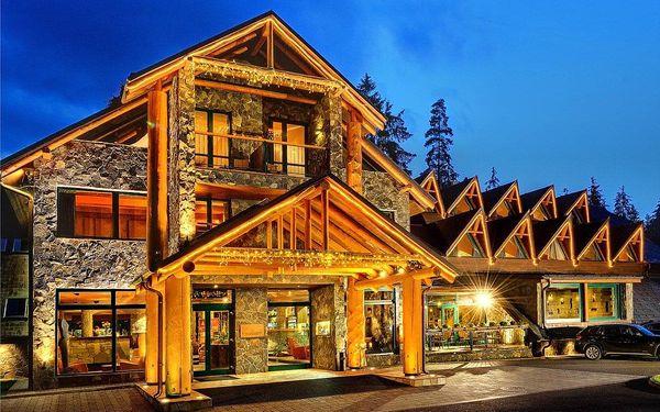 Exkluzivní akciový pobyt s wellness s horskou pláží, Nízke Tatry - Jasná