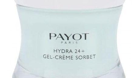 PAYOT Hydra 24+ Gel-Crème Sorbet 50 ml hydratační krém pro normální až smíšenou pleť tester pro ženy